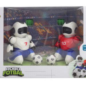 Robot s míčkem na dálkové ovládání