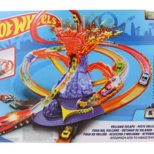 Hot Wheels Sopečná trať FTD61