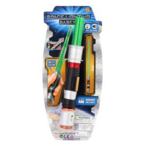 Meč baterie vysouvací