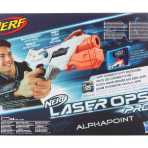 Nerf Laser Ops Pro Alphapoint TV 1.1. - 28.2.2019