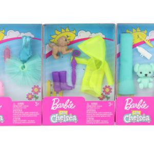 Barbie Chelsea oblečky a doplňky FXN69