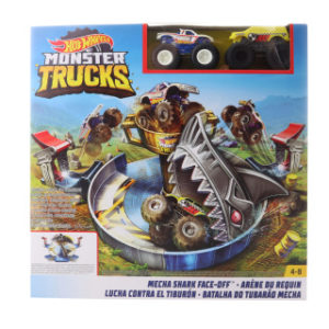 Hot Wheels Monster trucks žraločí útok FYK14 TV 1.4.-30.6.2019