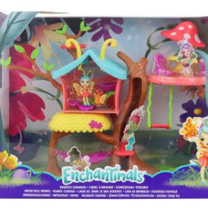 Enchantimals brouček a motýlí dům GBX08 TV 1.4.-30.6.2019