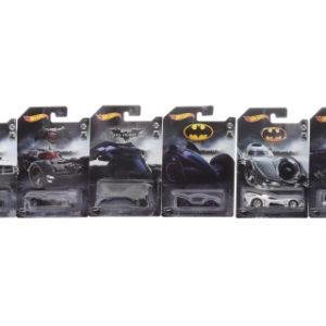 Hot Wheels Tematické auto - superhrdinové GDG83