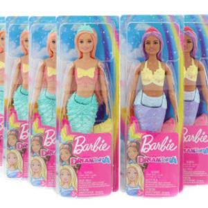 Barbie Kouzelná mořská víla FXT08