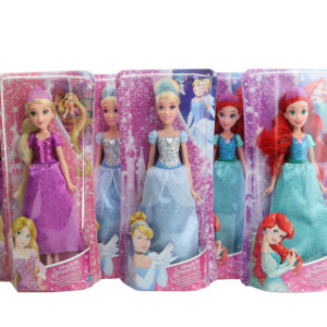 Disney Princess Princezna Ariel/ Popelka/ Locika