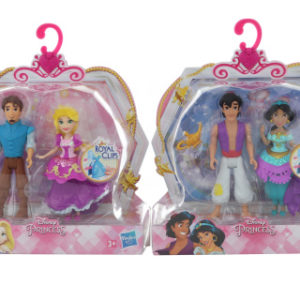 Disney Princess Mini princezna a princ AST