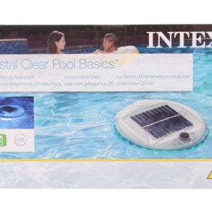 INTEX Plovoucí LED světlo