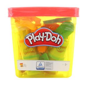 PlayDoh Velký box s modelínou a vykrajovátky