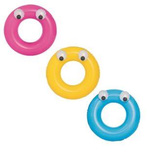 Nafukovací kruh velké oči