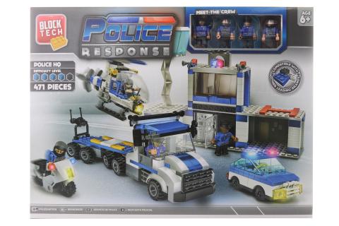 Stavebnice Policejní stanice