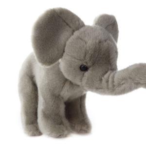 Plyš Slon zvukový