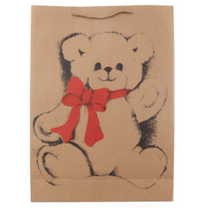 Dárková taška Medvěd velká