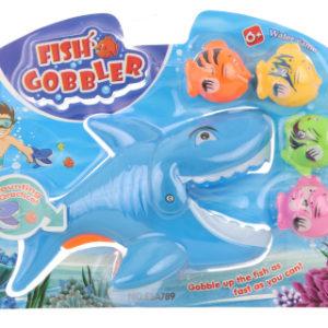 Chytání rybiček