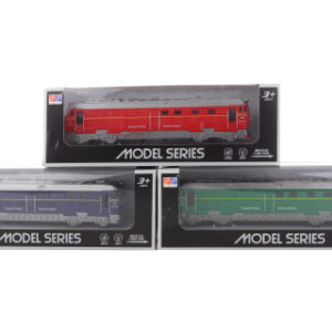 Model lokomotivy baterie