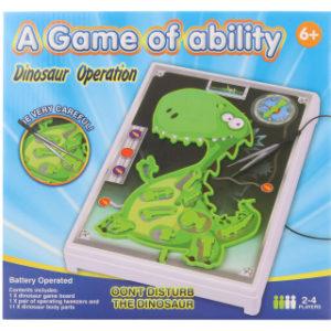 Hra Operace dinosaura