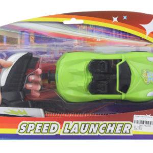 Auto vystřelovací
