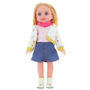 Panenka blondýnka 30 cm v sáčku