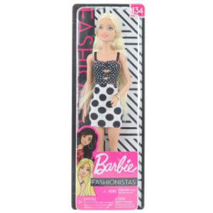Barbie Modelka 134 - nestárnoucí puntíky TV 1.3. - 30.5.2020