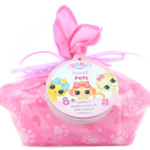 BABY born Surprise Zvířátka, PDQ, 18 druhů