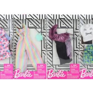 Barbie Šaty s doplňky FND47