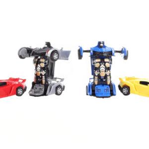 Auto-robot na setrvačník