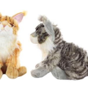 Plyš Kočka