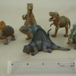 Dinosaurus 12/krab.
