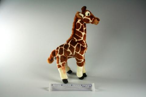 Plyš Žirafa stojící