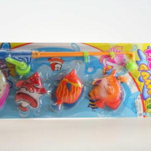 Rybičky s prutem