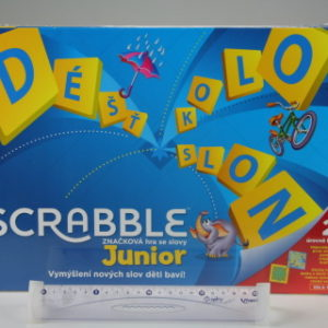 Scrabble.Junior česká verze Y9738