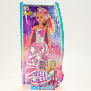 Barbie Ve hvězdné róbě DLT25 TV 1.9.-31.12.2016