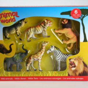 Divoká zvířata - Zvířecí svět