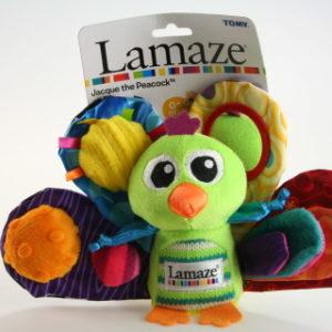 Lamaze Páv Emil
