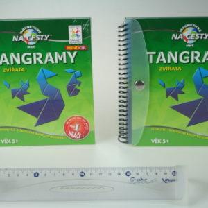 Smart - Tangramy: Zvířata