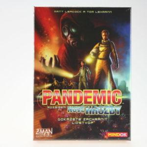 Pandemic: Nové hrozby