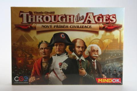 Through the Ages: Nový příběh civilizace