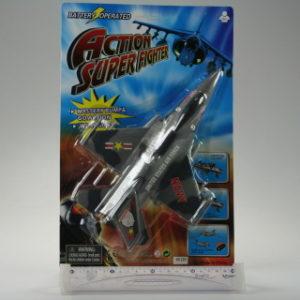 Letadlo na baterie