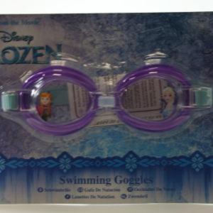 Plavecné brýle fialové Frozen