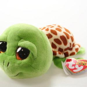 Beanie Boos TIPPY 15 cm - zelená želvička
