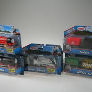 Fisher Price Motorizované mašinky BMK88
