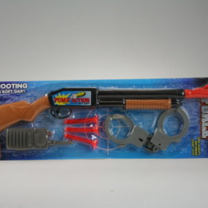 Sada s puškou