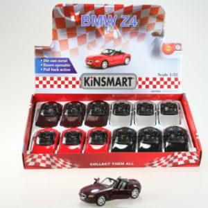 Kinsmart BMW Z4 - 12/bal