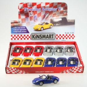 Kinsmart Porsche Boxter S 12/bal