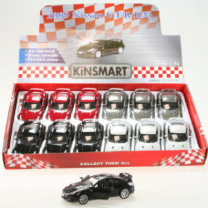 Kinsmart 2009 Nissan GT-R35 12/bal