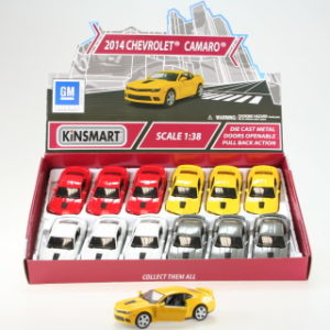 Kinsmart 2014 Chevrolet Camaro 12/bal
