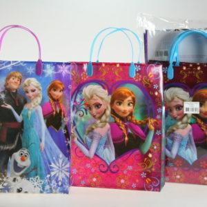 Taška Frozen plastová