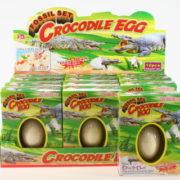 Tesání krokodýlí vejce 12/bal