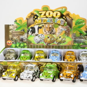 Auto safari 12/balení