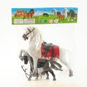 Koník s hříbětem
